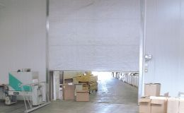 Fire Protective Curtain