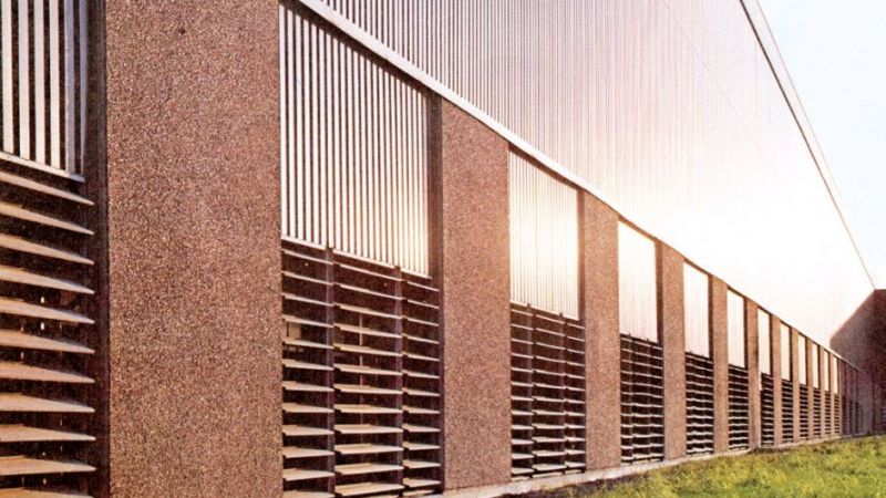 Vo Controllable Natural Air Inlet Ventilation Colt America