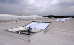 Apollo natural flap roof ventilator