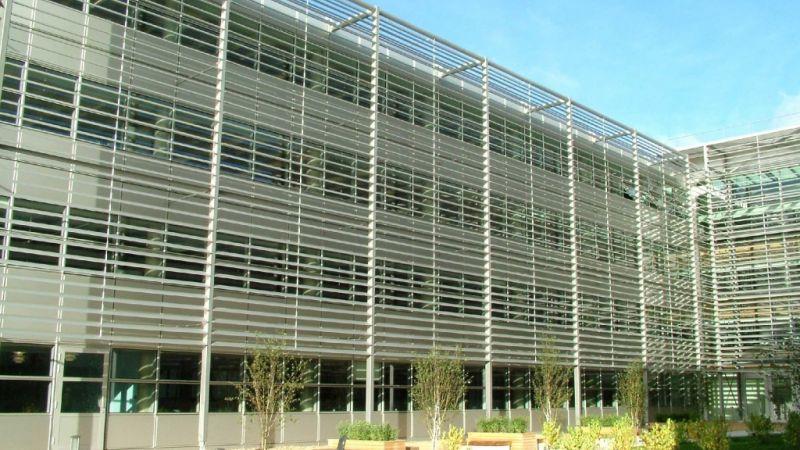 Solarfin External Solar Shading System Colt America