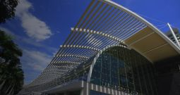Solar shading product range